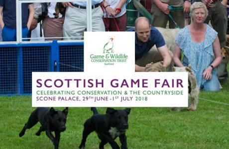 Scottish Game Fair 2018