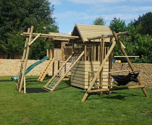 garden play adapted combination twin towers product listing image