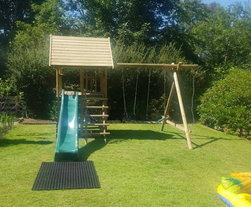 GPFX Garden Play Fort with Extension no ramp product listing image
