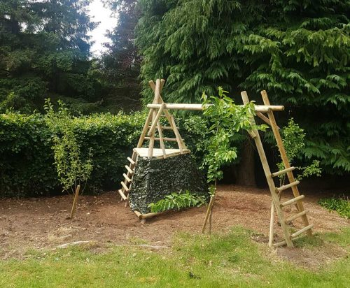 garden play PCF camo net product listing image