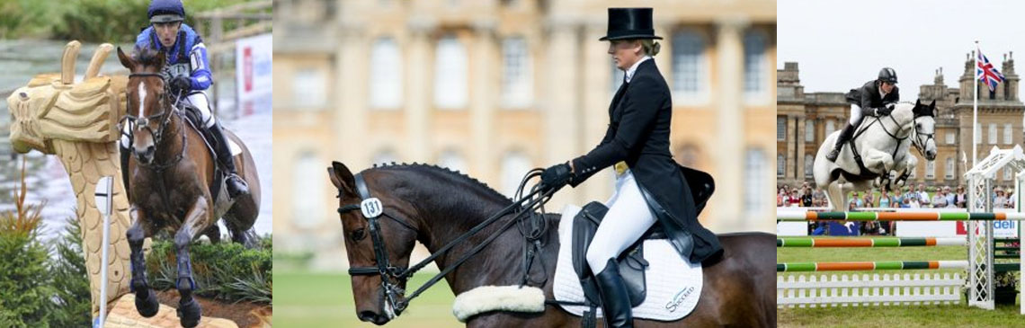 Blenheim Horse Trials 2018