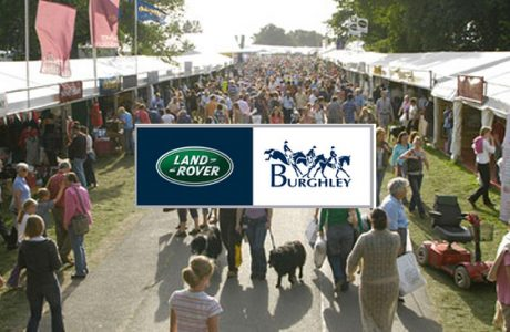 Burghley Horse Trials 2018 news item banner image