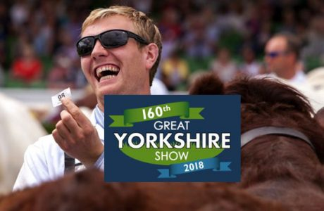 Great Yorkshire Show 2018 news banner Yorkshire show 2018