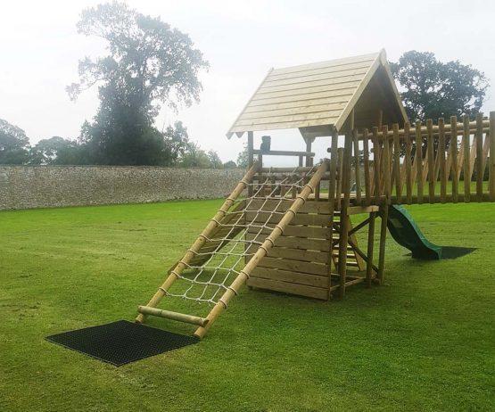 Cargo Net Frame Garden Play add-ons CNF