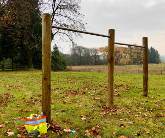 garden play standalone tumble bar x 2 product listing image