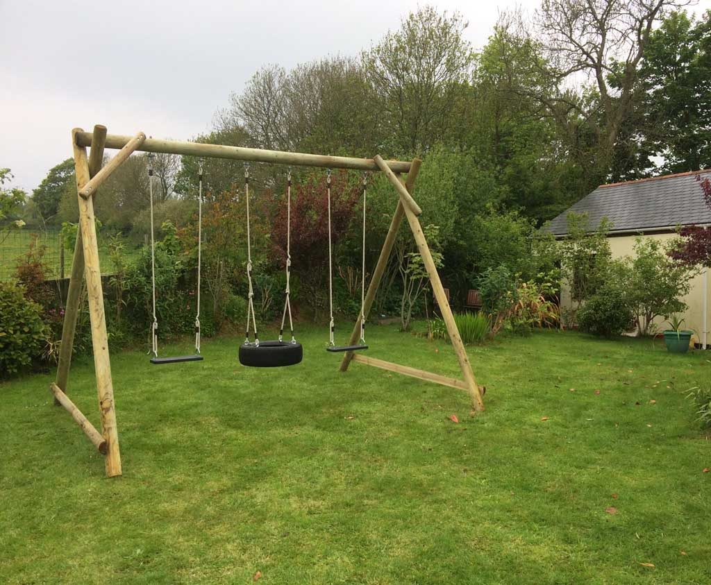 Triple Swing Frame TFA product listing gallery image