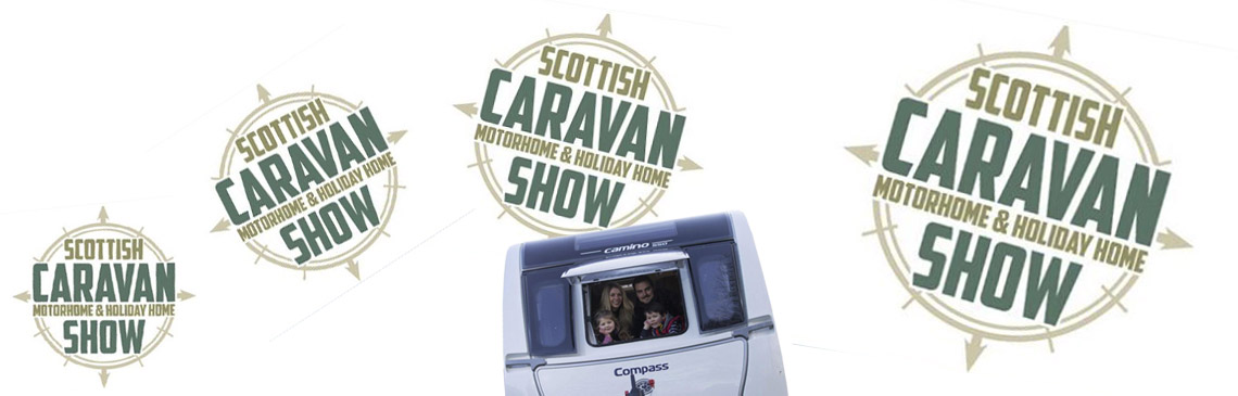 News Scottish Caravan show 2019 banner image