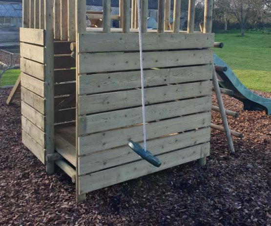 Base Floor and Wall Add-on Garden Play Fort baseden