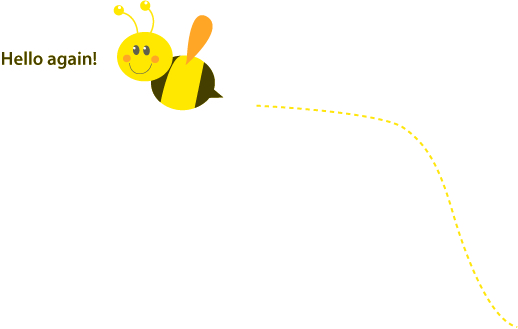 hello again bee