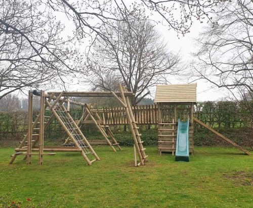 Garden Play adapted single towers product listing image