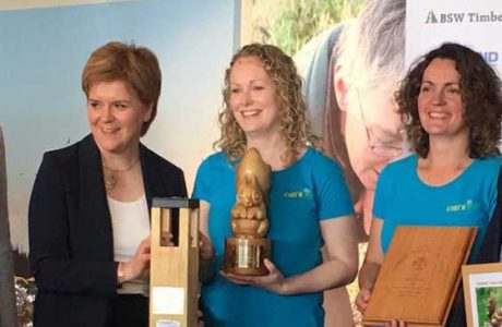 News banner image Scotland's Finest Woods Awards 2019
