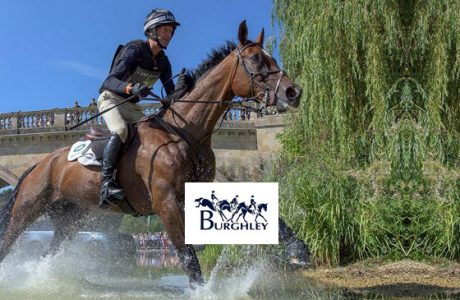 Burghley Horse Trials Banner image news 2019