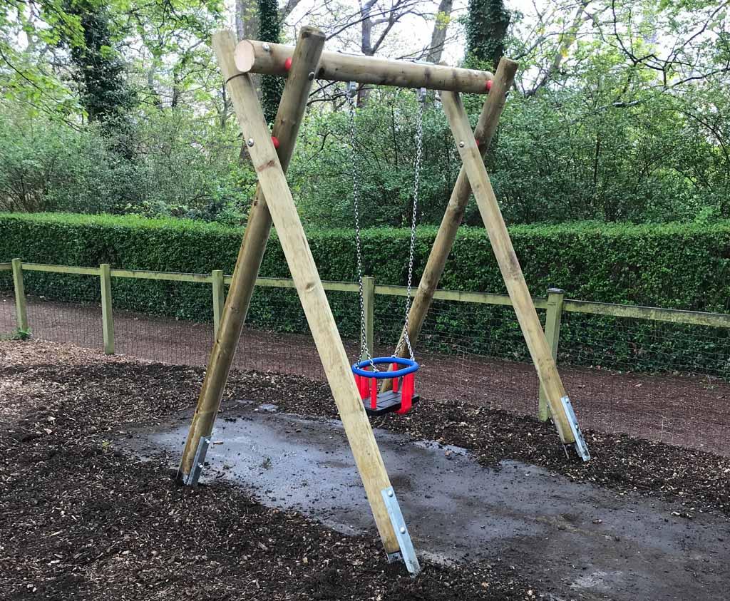 Standard Single Swing Frame