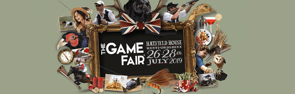The Game Fair banner image 2019