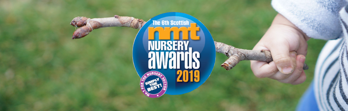 EDU news item banner image NMT Scottish Nursery Awards 2019