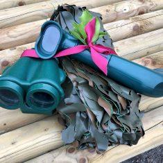 Garden Play Spy School product listing image  Christmas group