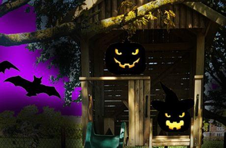 News banner image Hallowe'en
