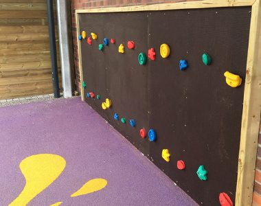 Case Study NW campus Header 4 Climbing Wall
