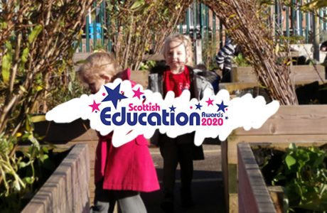 News banner image Scottish Education Awards 2020