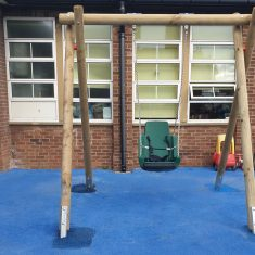 EDU Inclusive swing set product listing image