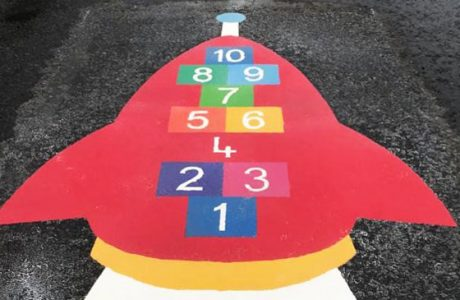 EDU School Playground markings news banner image