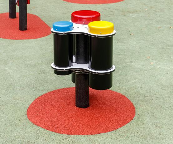 Musical Play Eco-Bongo Tree Eco-Bongo Tree for play parks