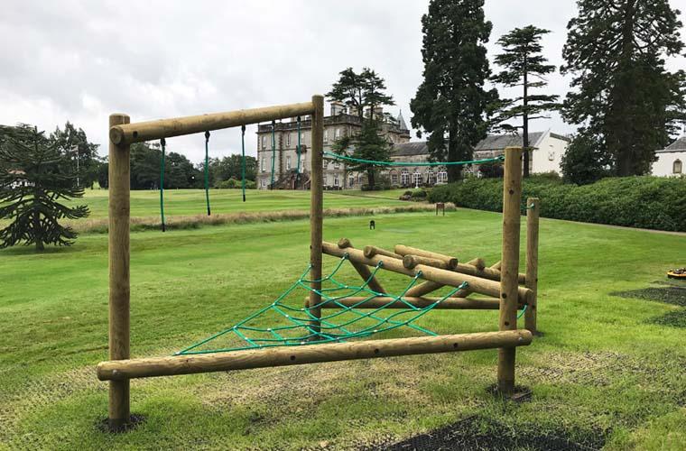 Log Maze Climber