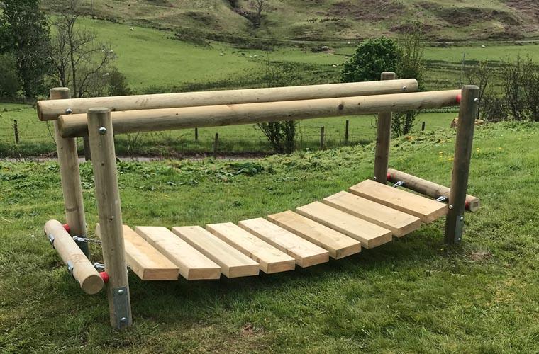 Timber Clatter bridge