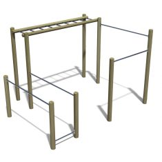 COM Outdoor Gym product listing image